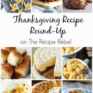 Thanksgiving Round Up The Recipe Rebel2