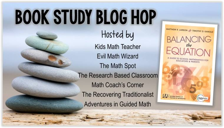 Balancing the Equation Book Study