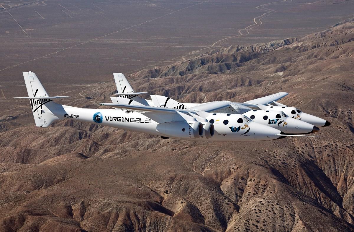 "VSS Enterprise First Flight       The Triumph of Private ""Enterp"