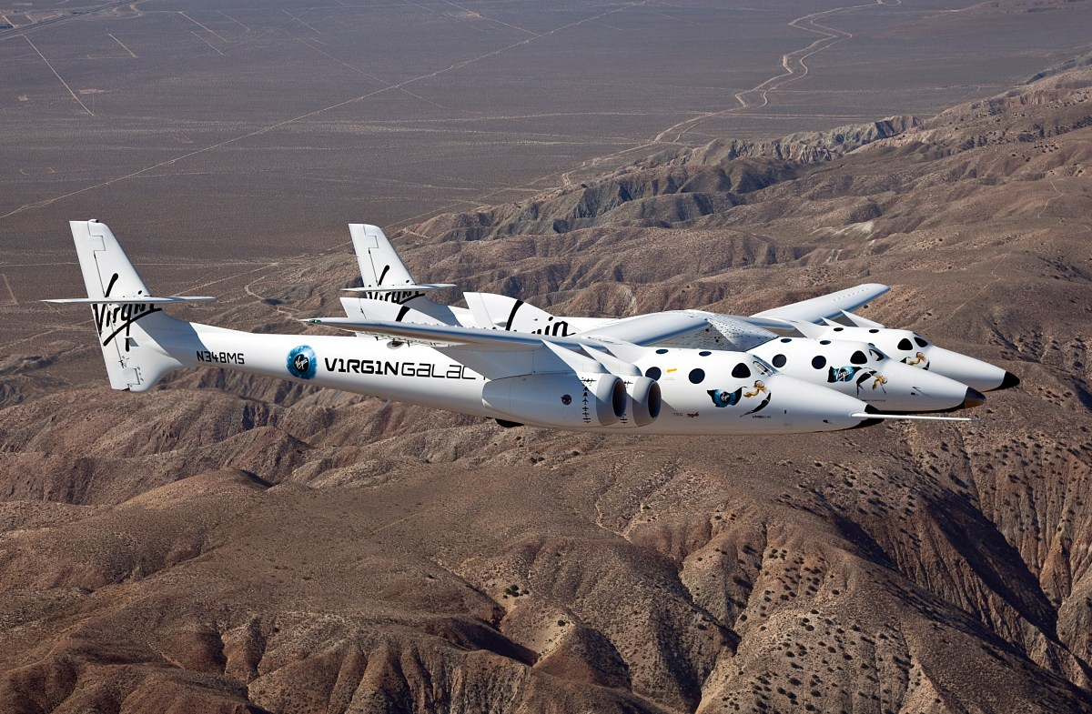 "VSS Enterprise First Flight       The Triumph of Private ""Enterp"