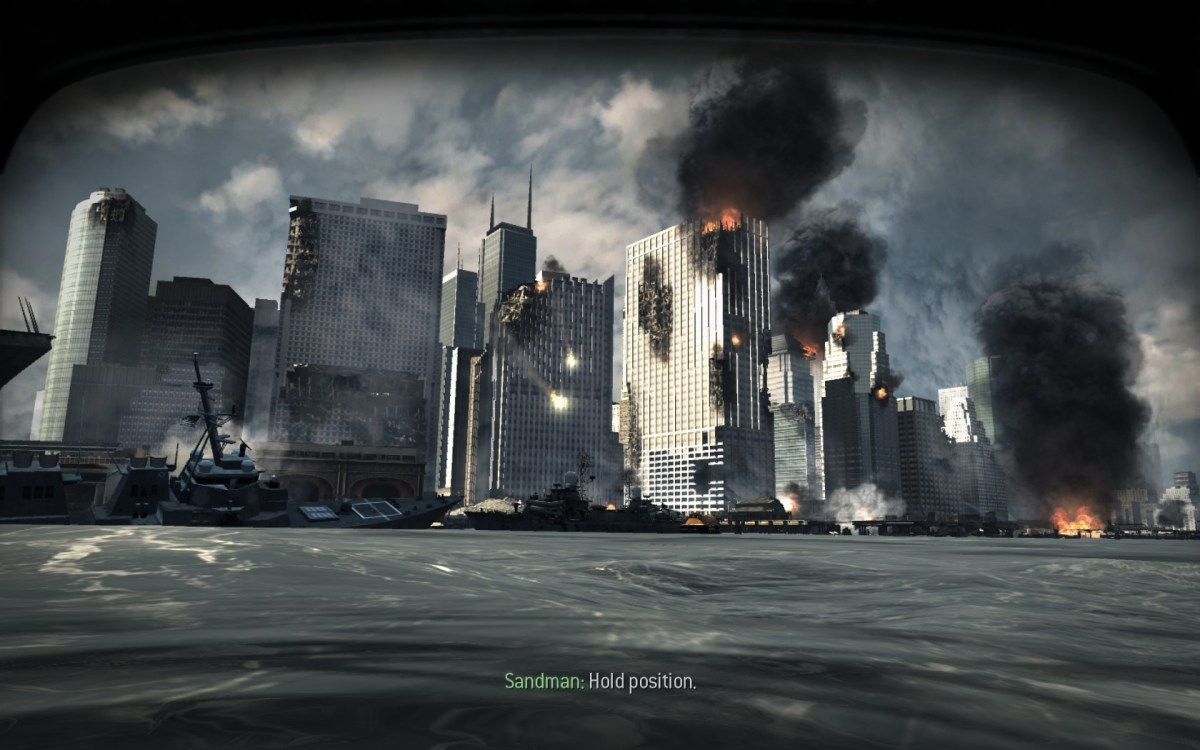 Call of Duty Modern Warfare 3 Screenshot Wallpaper