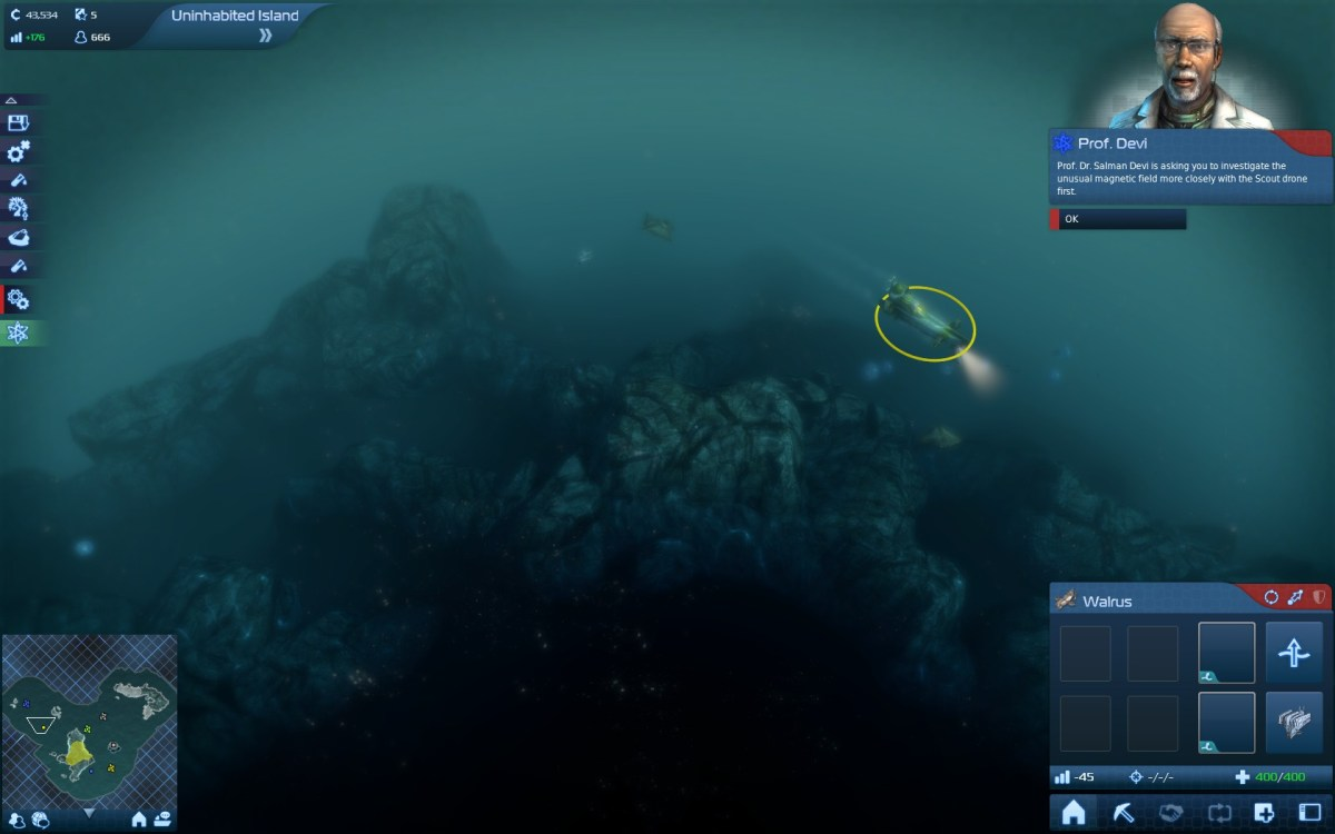 Anno 2070 Screenshot Wallpaper Underwater