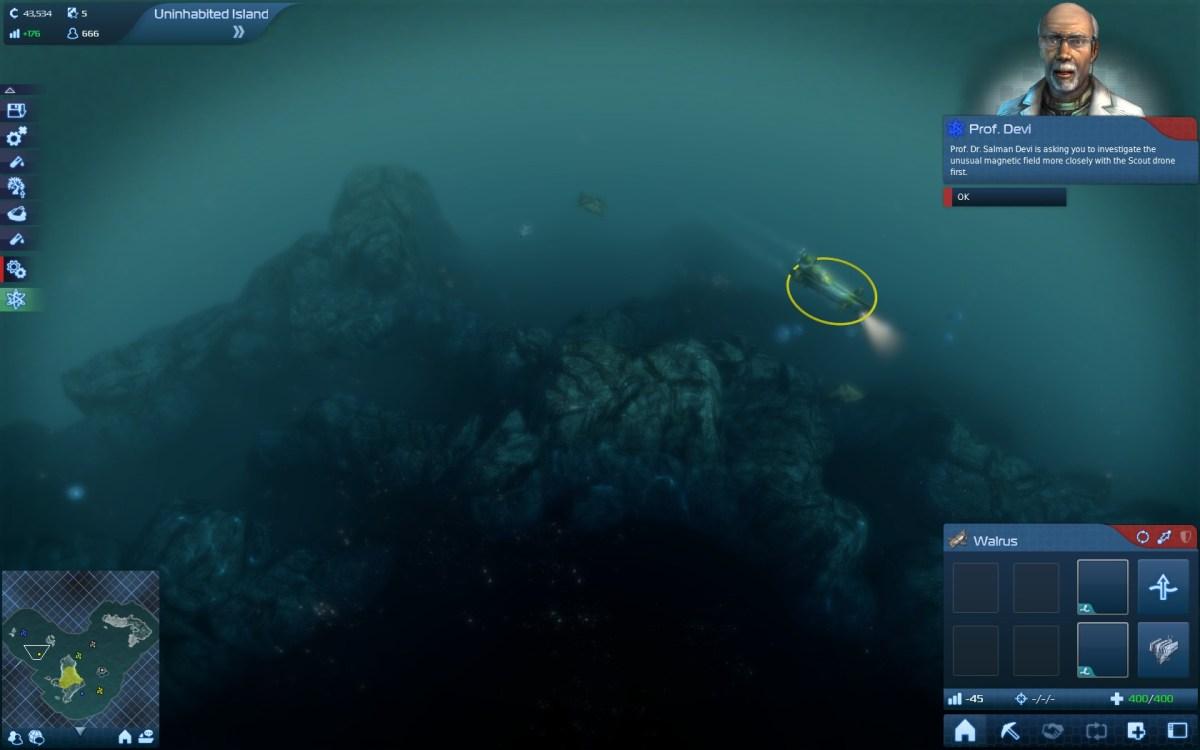 Anno 2070 Screenshot Wallpaper Underwater