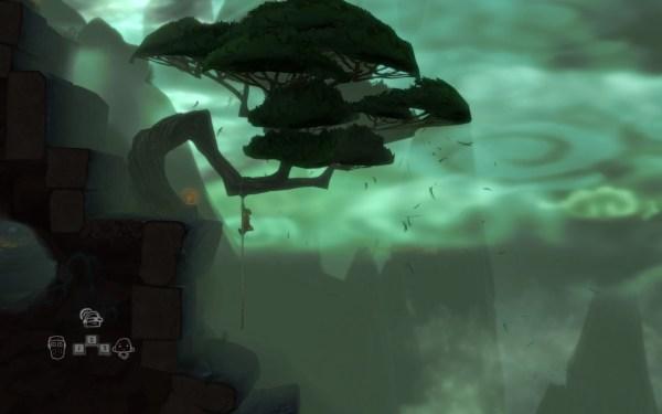 The Cave Screenshot Wallpaper Monk Mountain