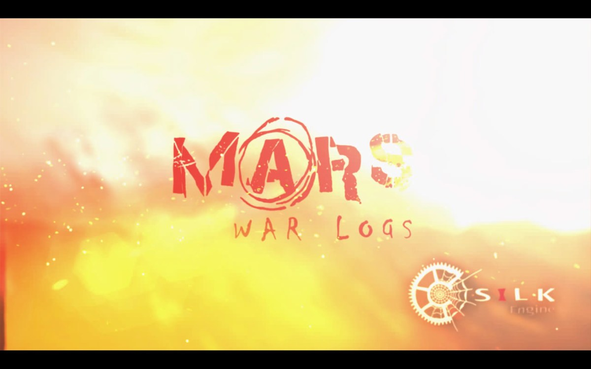 Mars War Logs Screenshot Wallpaper Title Screen