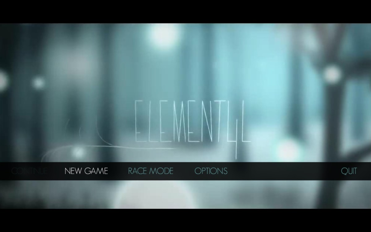 Element4l Screenshot Wallpaper Title Screen