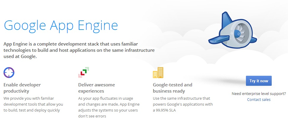 Google App Engine