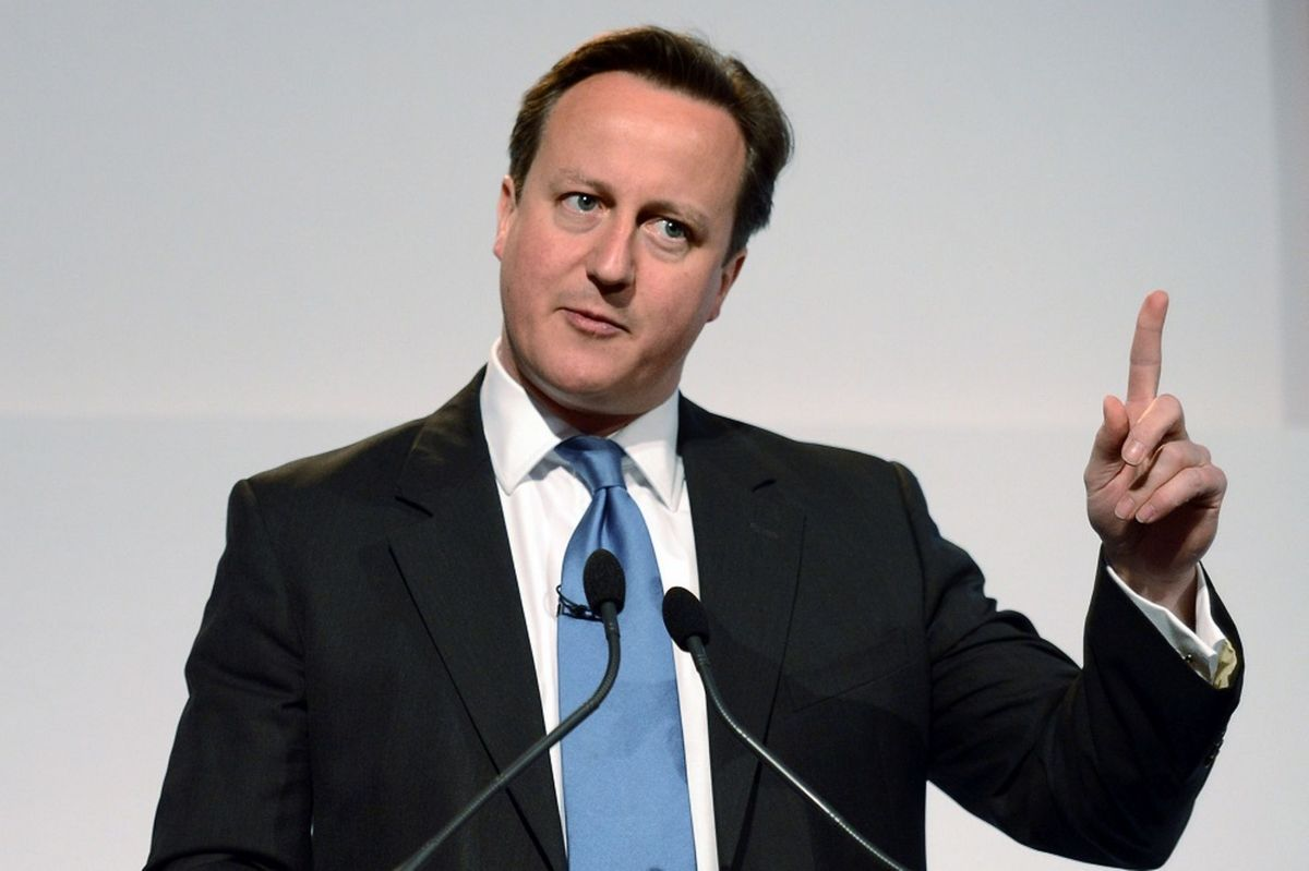 David Cameron No To Pron