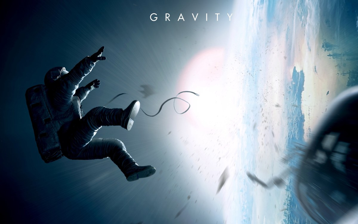 Gravity 2013 Wallpaper