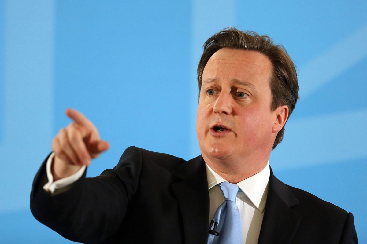 David Cameron Hey You With The Porn