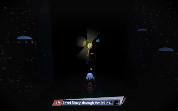 Octodad Dadliest Catch Review Screenshot Wallpaper Through the Jellies