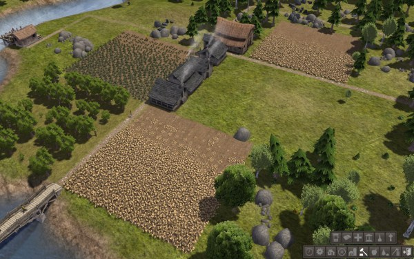 Banished Review Screenshot Wallpaper Farms