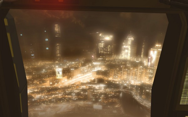 Deus Ex The Fall Review Screenshot Wallpaper The Original Fall
