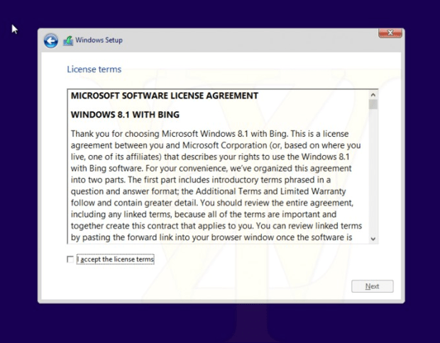 Windows 8.1 With Bing wzor.net