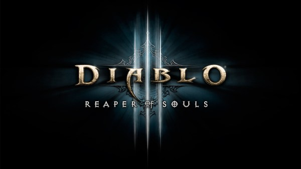 Diablo 3 Reaper of Souls Review Screenshot Wallpaper Title Screen