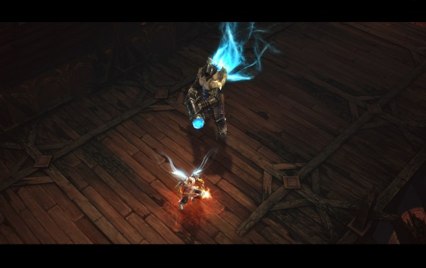 Diablo 3 Reaper of Souls Review Screenshot Wallpaper Uzrael