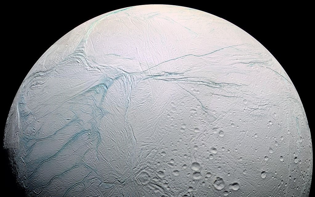 Enceladus Cassini