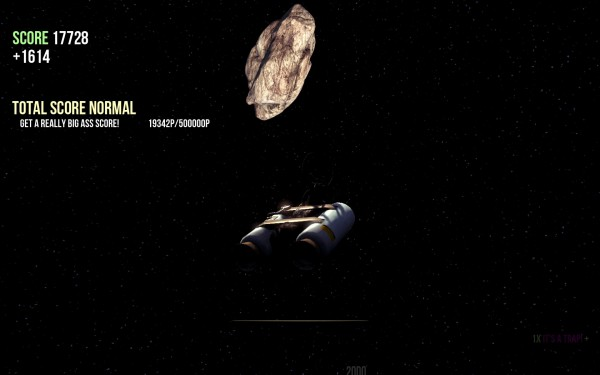 Goat Simulator Review Screenshot Wallpaper SPAAAAACE