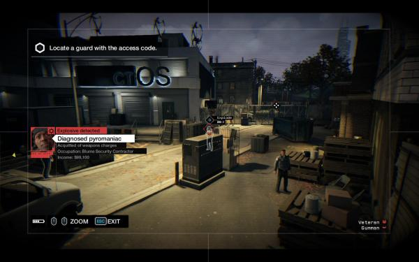Watch Dogs Review Screenshot Wallpaper Pyromania is a Disease