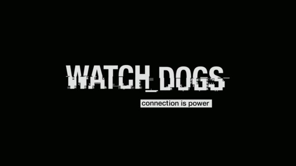 Watch Dogs Review Screenshot Wallpaper Title Screen