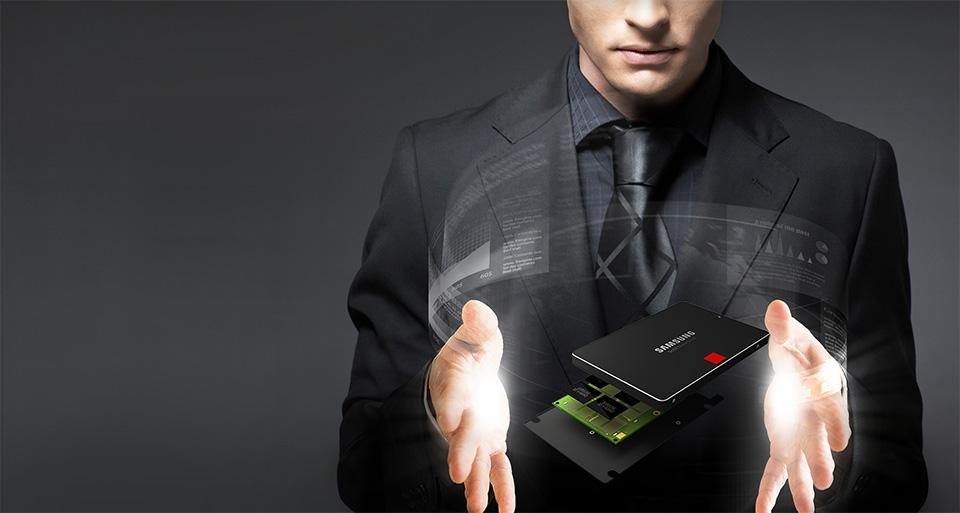 Samsung 850 Pro V-NAND SSD