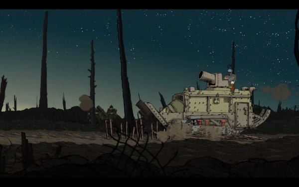 Valiant Hearts Review Screenshot Wallpaper OMG TANK