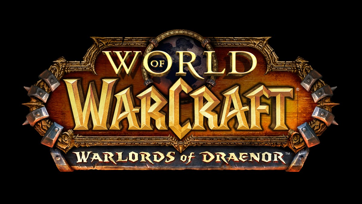 World of Warcraft Warlords of Draenro Review Screenshot Wallpaper Title Screen