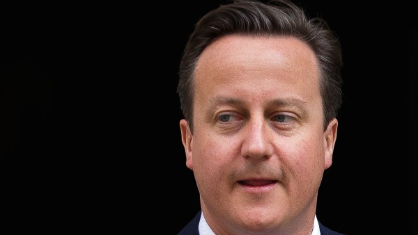 David Cameron Shifty Lookin Fella