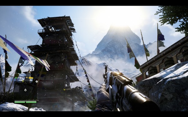 Far Cry 4 Review Screenshot Wallpaper RADIO TOWERS YAY