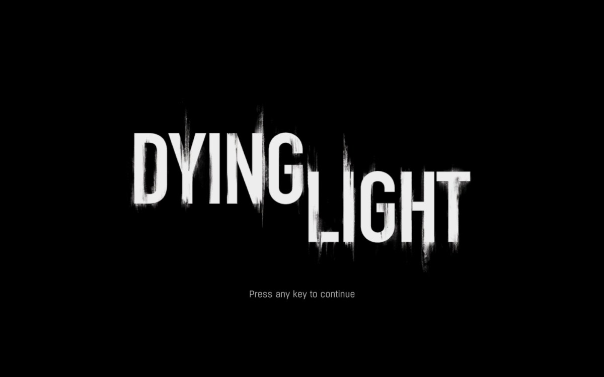 Dying Light Review Screenshot Wallpaper Title Screen
