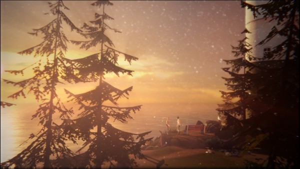 Life is Strange Review Screenshot Wallpaper Calm Before the Storm