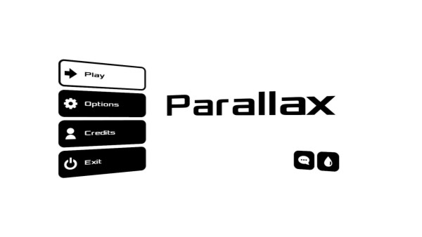 Parallax Review Screenshot Wallpaper Title Screen