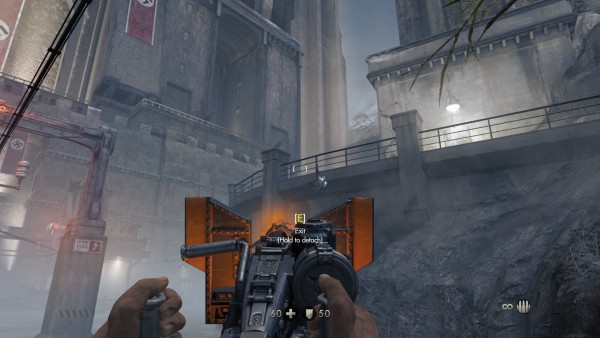 Wolfenstein The Old Blood Review Screenshot Wallpaper See Your Death