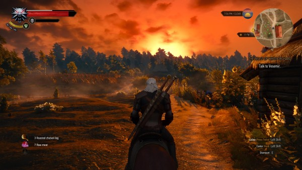 The Witcher 3 The Wild Hunt Review Screenshot Wallpaper Stunning Views