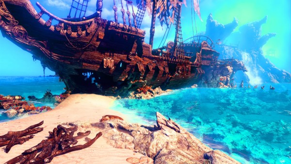 Trine 3 Artifacts of Power Review Screenshot Wallpaper Pretty Boats