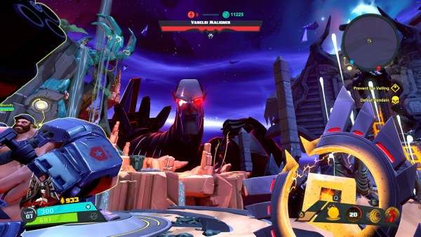 Battleborn Review Screenshot Wallpaper Lothar Rendain