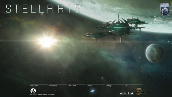 Stellaris Review Screenshot Wallpaper Title Screen