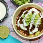 Beef And Black Bean Chili (Adapted From Bobby Flay)