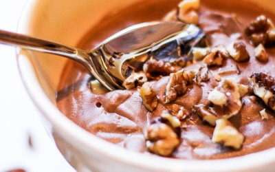 Hot Chocolate Smoothie Bowl