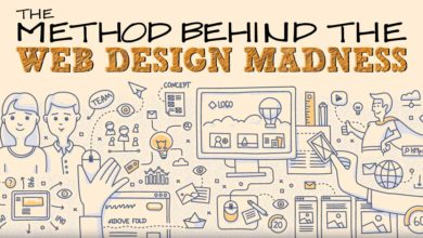 The Method Behind the Web Design Madness