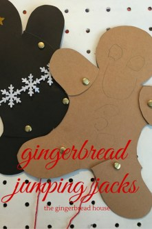 Homemade Gingerbread Christmas Ornaments