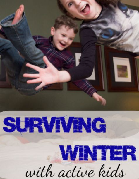 Surviving the winter activities for kids made for kids feature