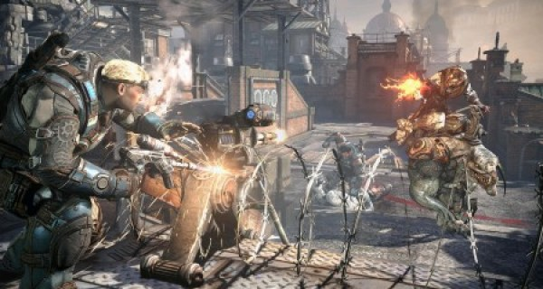 Gears Of War Judgement Screenshot Baird Turret