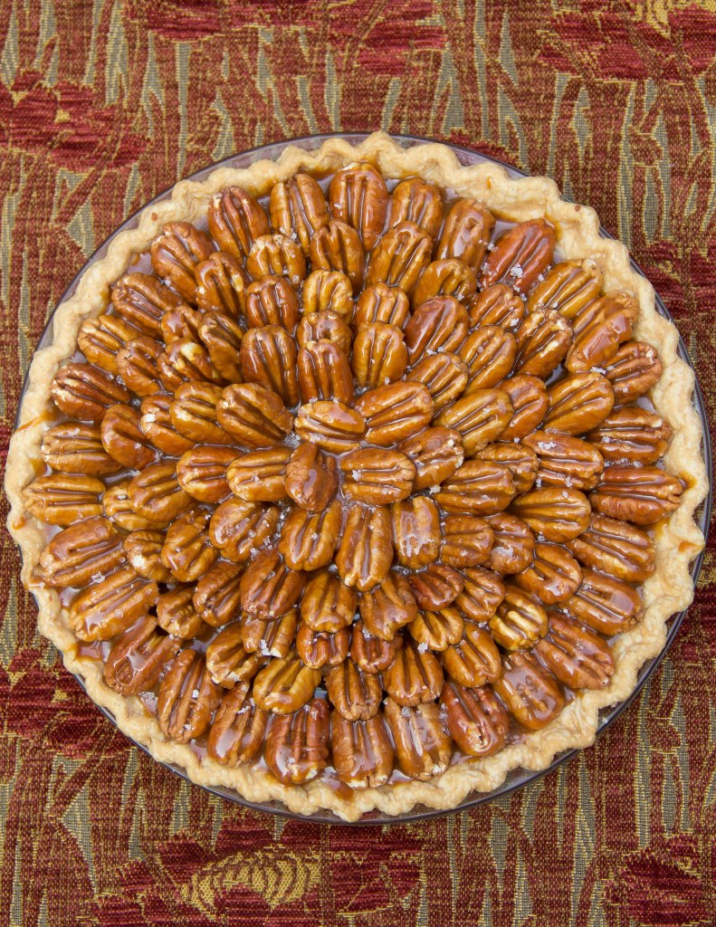 Chocolate Pecan Pie 1