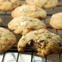 kentucky derby pie cookies.