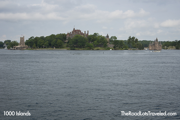 Boldt Castle, Heart Island, 1000 Islands