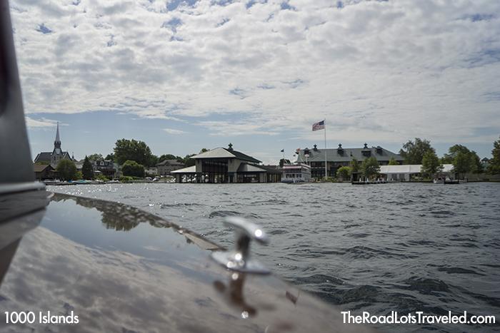 Antique Boat Museum, 1000 Islands