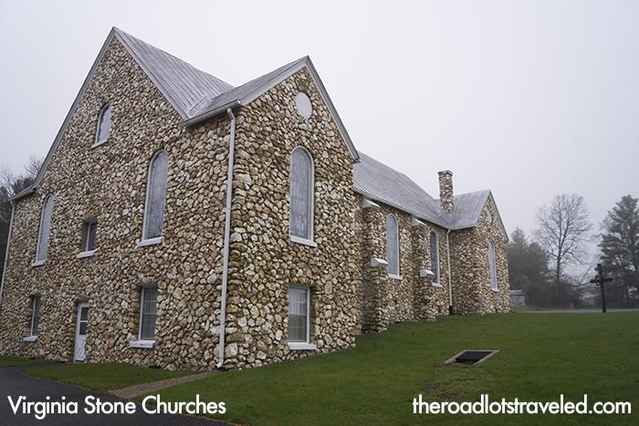 Virginia Stone Churches