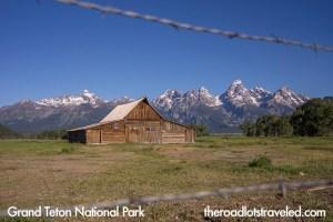 Mormon Row, Grand Teton National Park Photo Spots