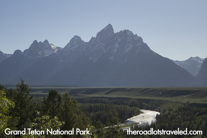 Snake River Overlook, Grand Teton National Park Photo Spots
